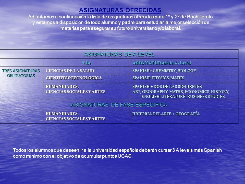 Selectividad 2014 Convocatorias: Junio y septiembre.