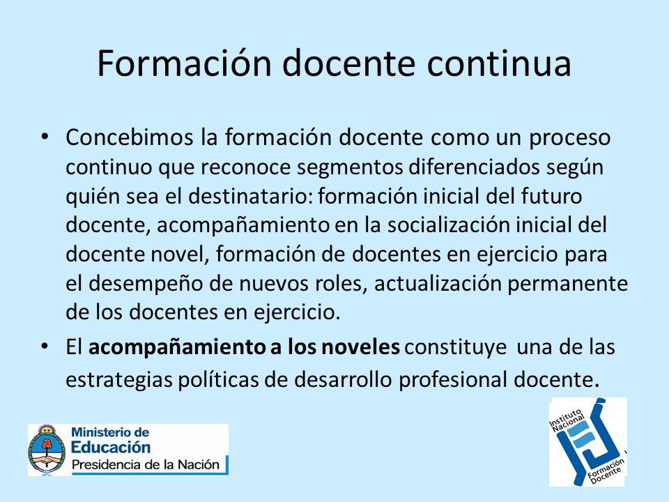 El sistema formador argentino La especificidad del sistema formador está definida por dos objetivos: 1.