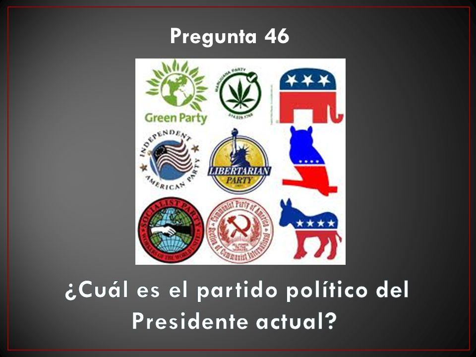 Pregunta 46