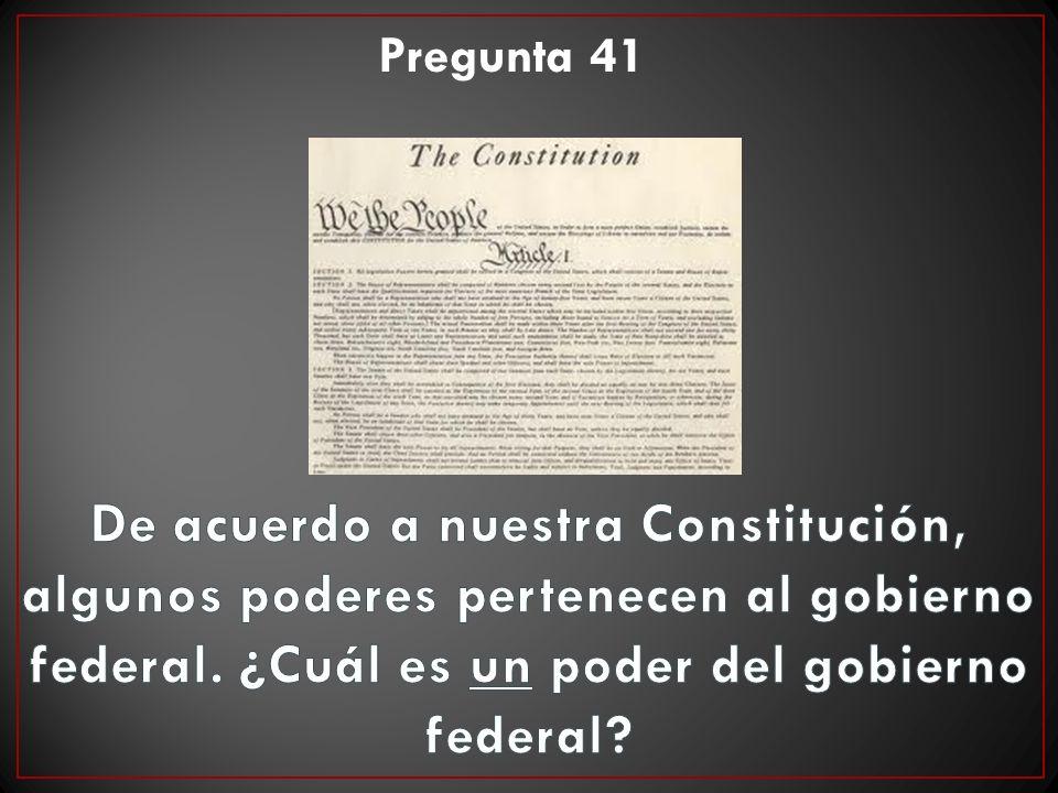 Pregunta 41