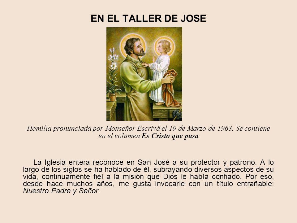 ORACIÓN A SAN JOSÉ A ti bienaventurado San José, acudimos en nuestra tribulación y después de implorar el auxilio de tu Santísima Esposa, solicitamos