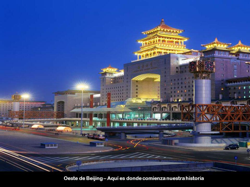 Oeste de Beijing – Aquí es donde comienza nuestra historia