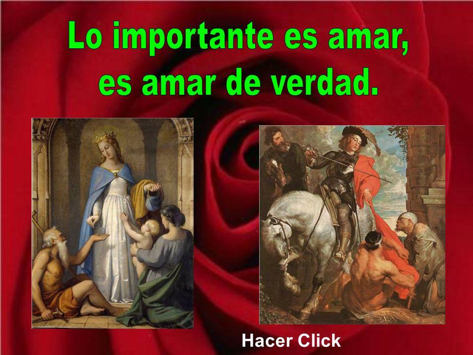Lo importante es amar, es amar, es amar, Automático