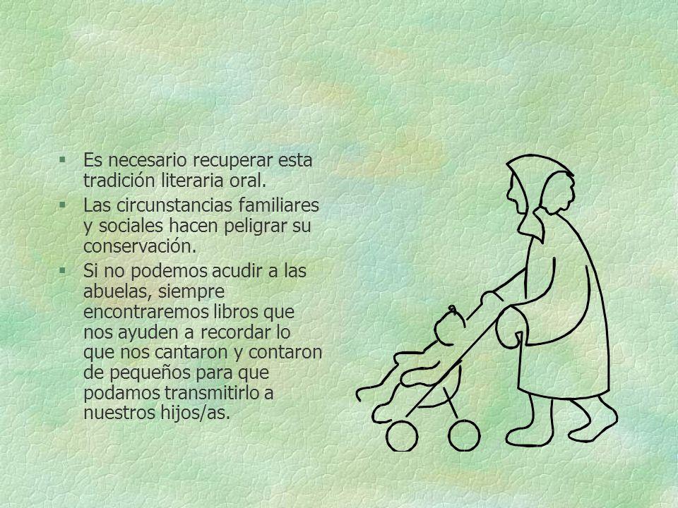 §La madre lee al niño su propio cuerpo , le alimenta con palabras.
