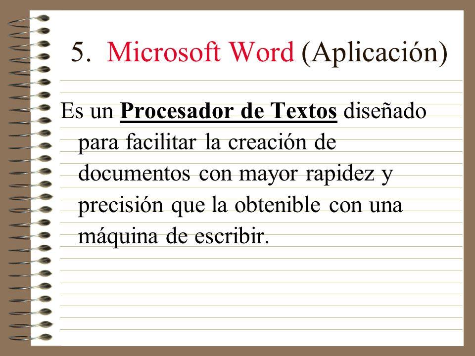 4. Microsoft WINDOWS facilita a.
