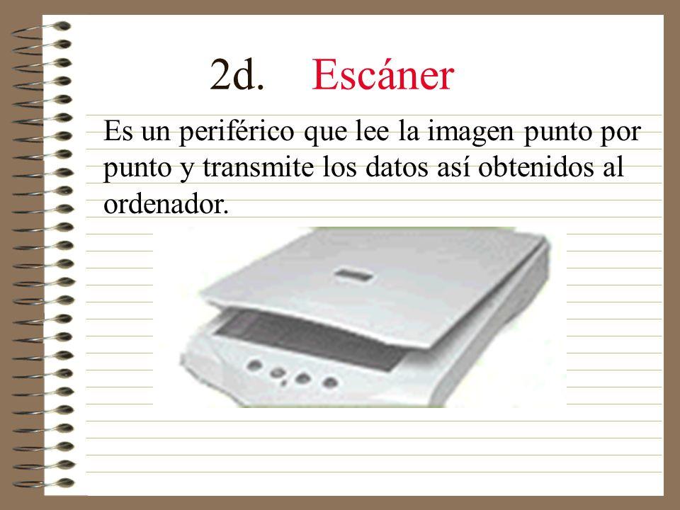 2c. CD ROM (Compact Disk Read Only Memory) Capacidades más usuales: 650 y 700 MB (Equivalente a unos 480 disquetes de 1,44 Mb ó 970 de 720 Kb)