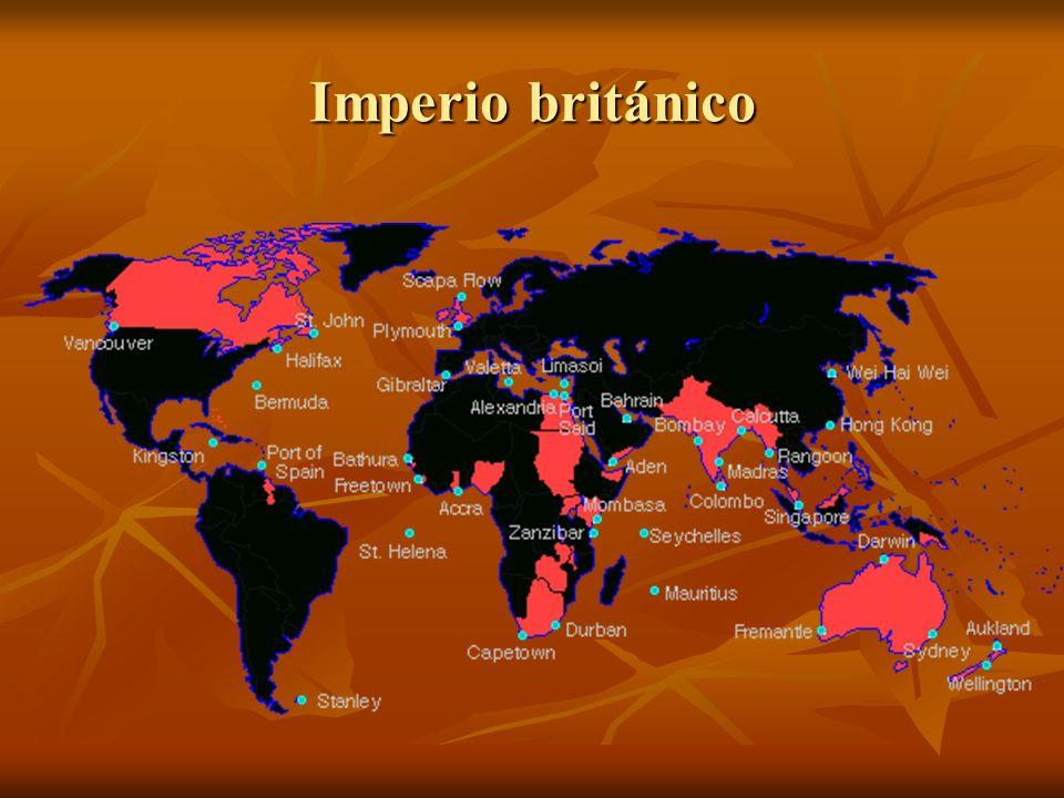 Imperio británico