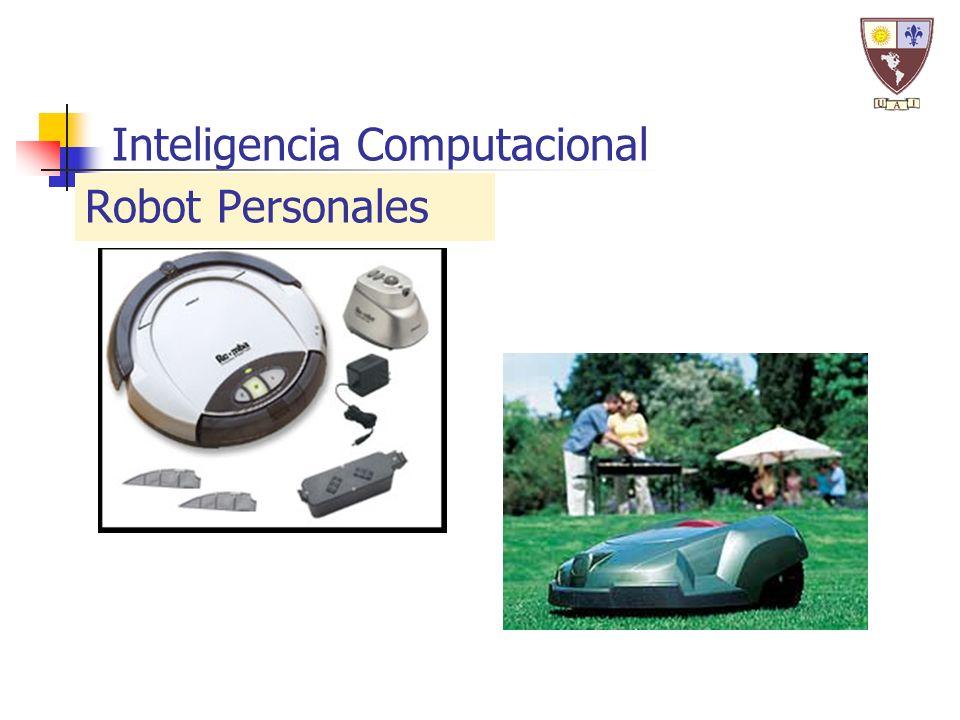 Inteligencia Computacional Robot Personales