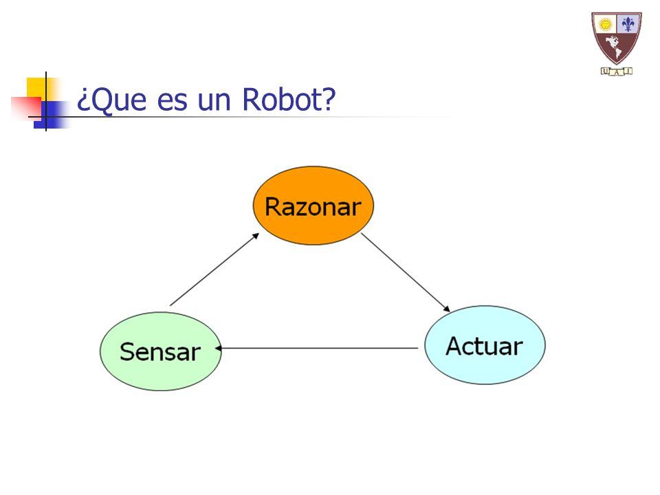 ¿Que es un Robot?