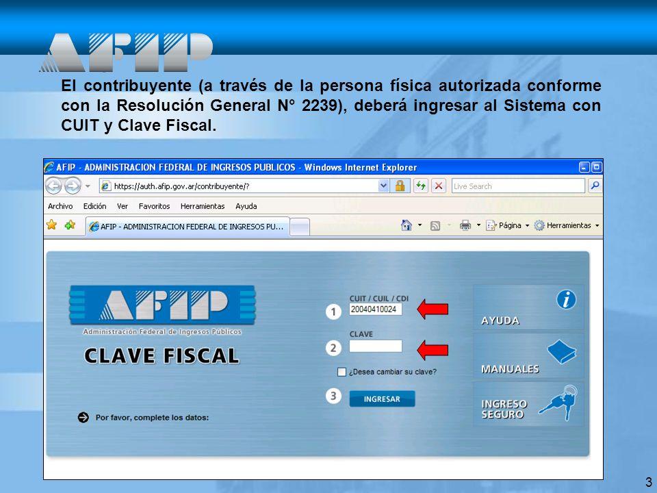24 En la siguiente pantalla el sistema desplegará los datos de la transacción recién autorizada.