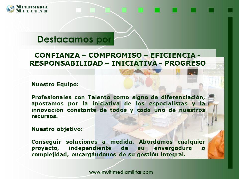 www.multimediamilitar.com Plan de Formación Militar Éste área formativa pretende recoger el mayor número de conocimientos y habilidades que cualquier miembro de las FAS, reservista o no, debería conocer.