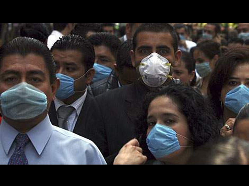 Pese a la levedad de la gripe, se puede demostrar que la mortalidad aumenta en la población con dos picos anuales, uno en los días del verano con el máximo de calor, y otro en los días del invierno con la epidemia de gripe.
