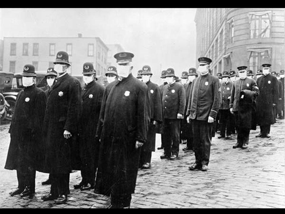 Hemos tenido muchas pandemias, y la más letal, la española de 1918 mató sobre todo por neumonías bacterianas a los pobres (mal alimentados, hacinados,