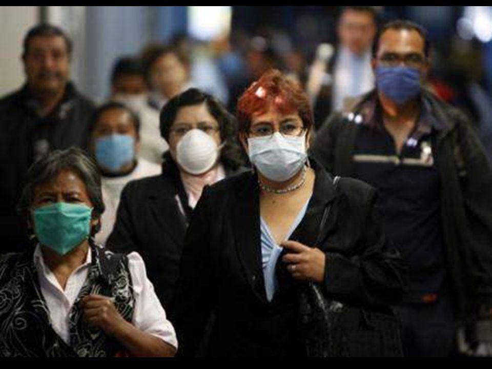 El virus se elimina por la mucosidad nasal aproximadamente durante los primeros cinco días de la enfermedad. El uso de mascarillas no parece que ayude