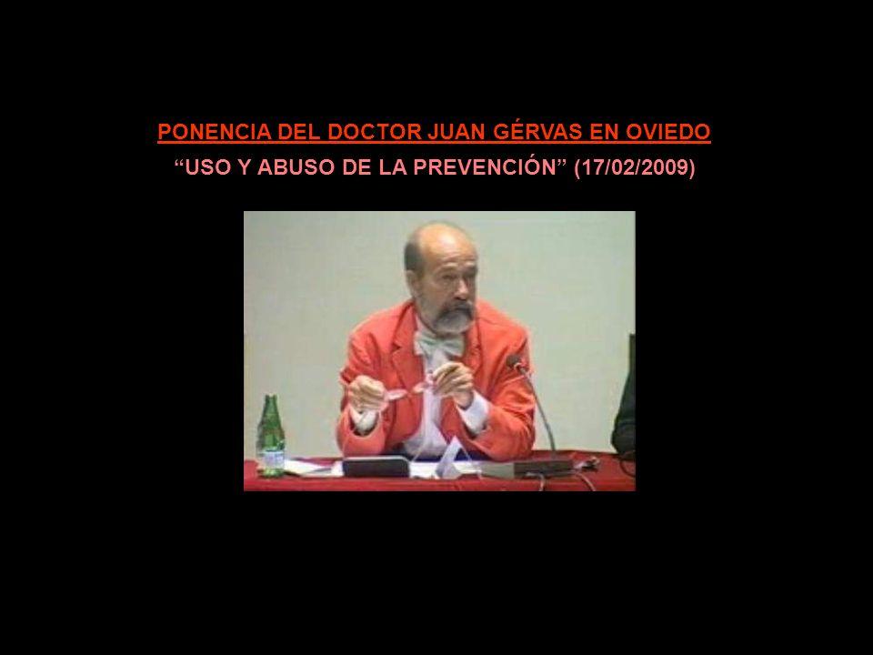 ENTREVISTA AL DOCTOR JUAN GÉRVAS SOBRE LA GRIPE A CANARIAS DIGITAL (2009)
