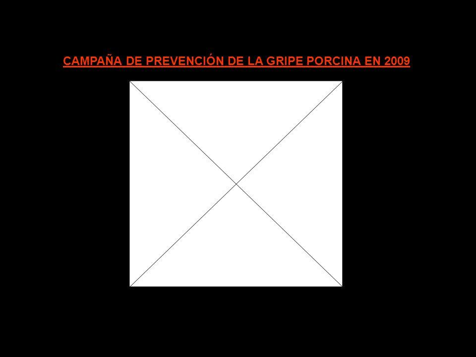 CAMPAÑA DE PREVENCIÓN DE LA GRIPE PORCINA EN 1976