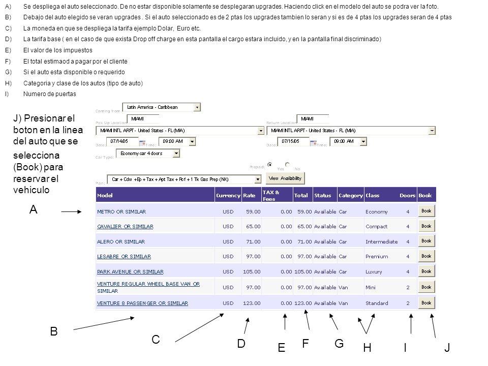 Al pasar a la siguiente pantalla se deberan llenar: A) Apellido y nombre B) Numero de Voucher o de referencia interna de nuestro cliente.
