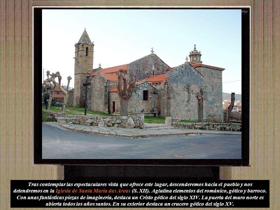 El faro es el segundo monumento más visitado de Galicia después de la Catedral de Santiago, situado a 145 metros del nivel del mar, fue construido en