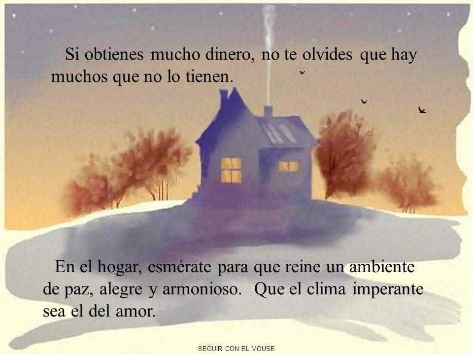 Ten presente que cuando más grande es el amor, es más frágil y más sufrido.