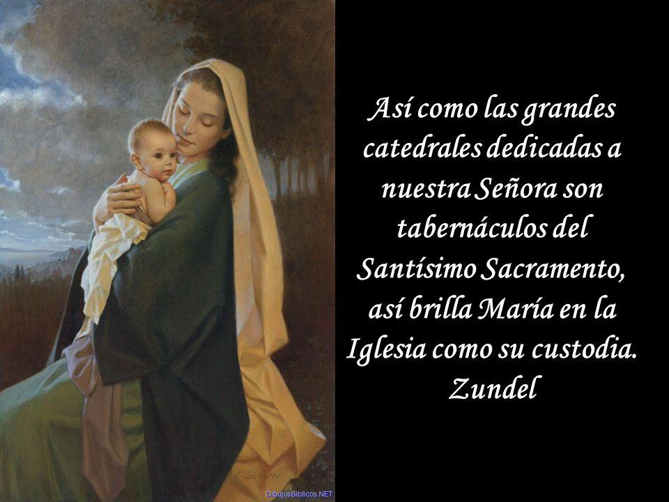 Antes de morir Jesús ofrece al apóstol Juan aquello más precioso que posee: su Madre, María, quien «a los pies de la Cruz, en Juan, acoge en su corazó