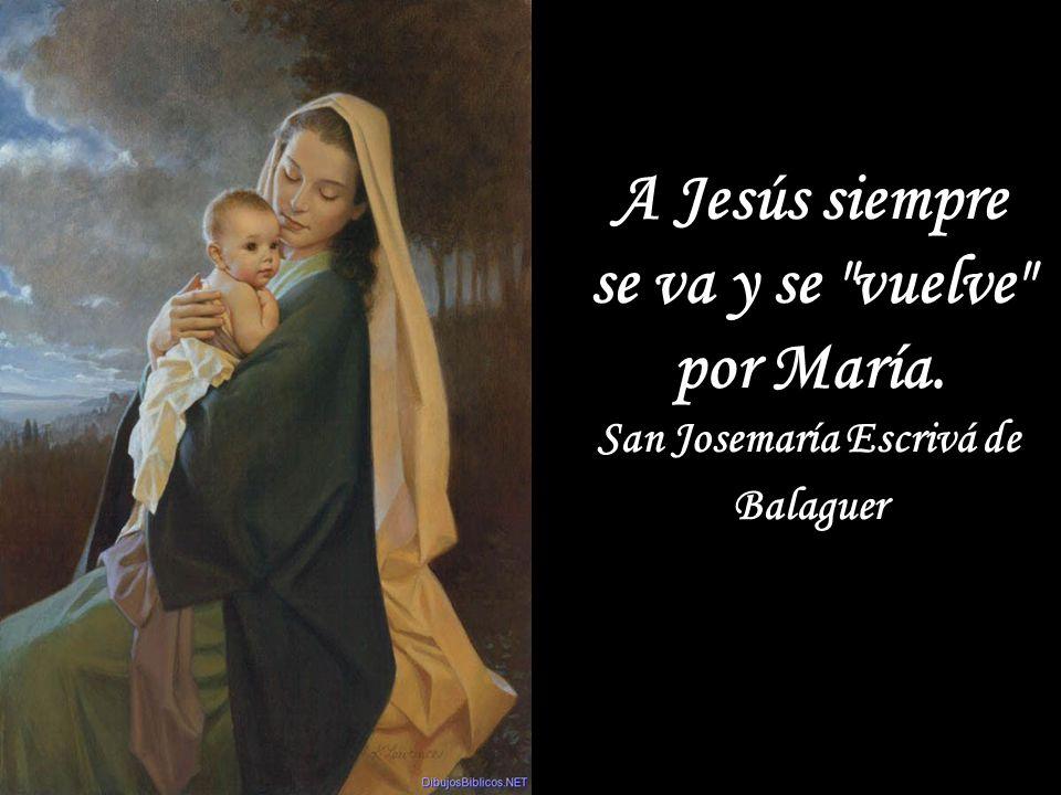 Así como la aurora es el fin de la noche, así el nacimiento de María es el fin de nuestros dolores y el comienzo de nuestro consuelo. R.Deutz Así como