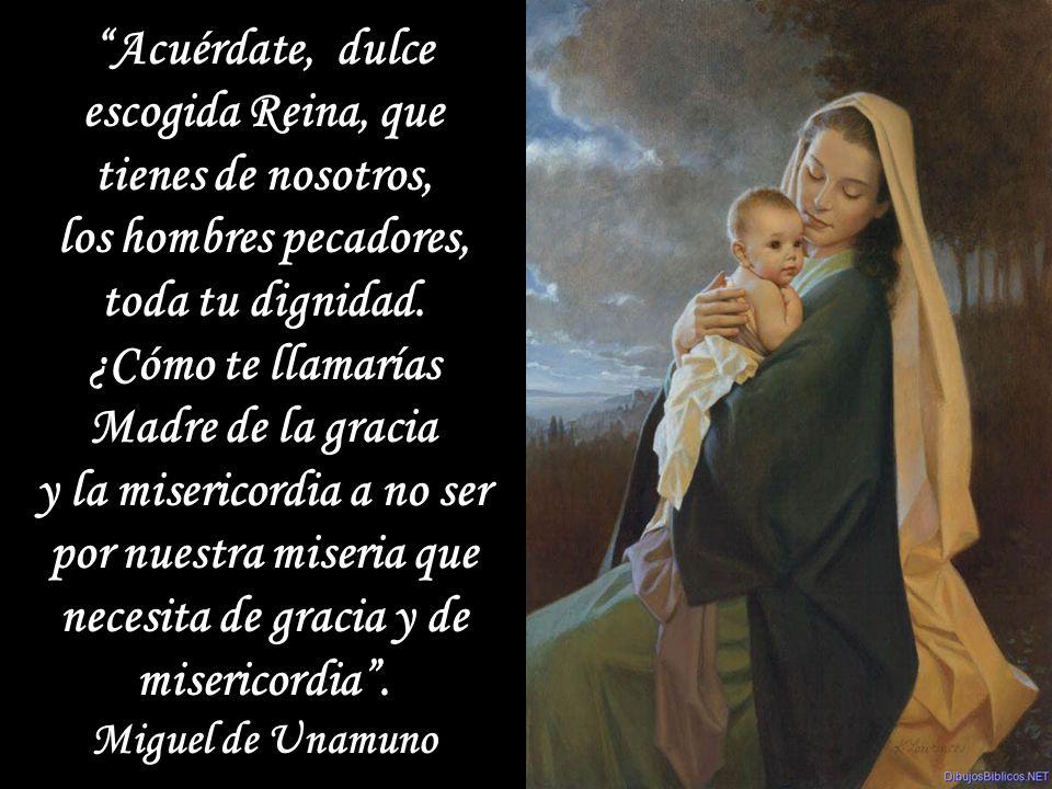 «A quien Dios quiere hacer muy santo, lo hace muy devoto de la Virgen María» San Luis María Grignon de Monfort «A quien Dios quiere hacer muy santo, l