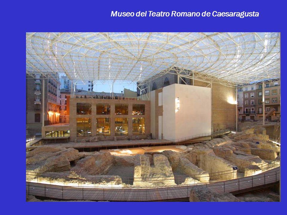 Museo del Teatro Romano de Caesaragusta