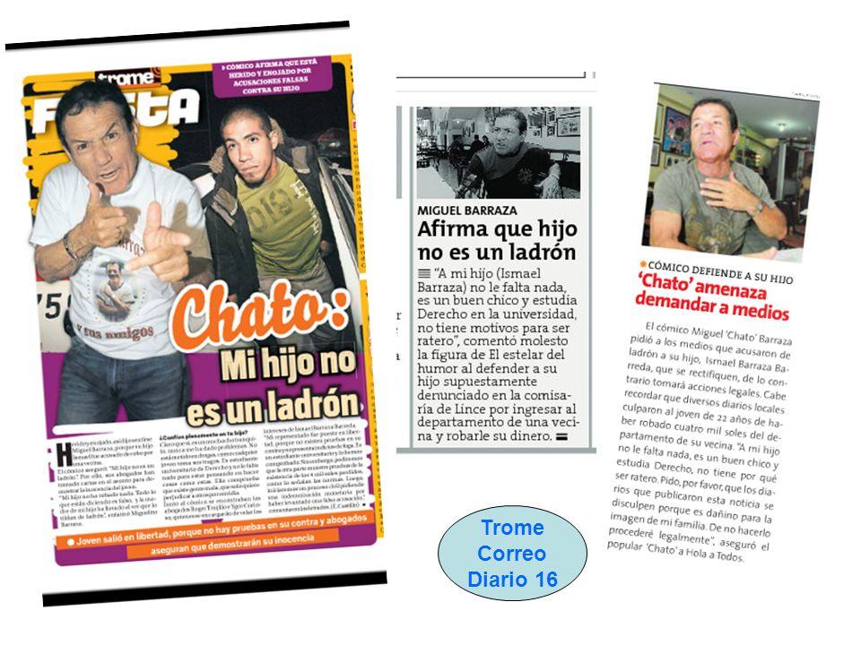Trome Correo Diario 16