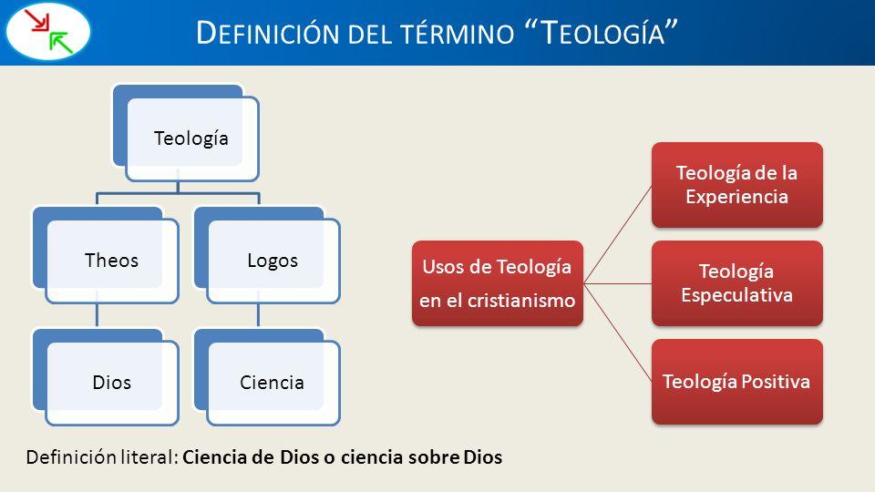 Diferencia radical entre la Teología y el resto de las ciencias humanas.