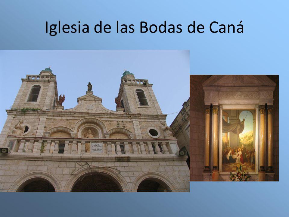 Iglesia de las Bodas de Caná