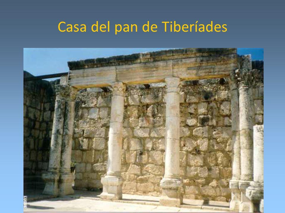 Casa del pan de Tiberíades