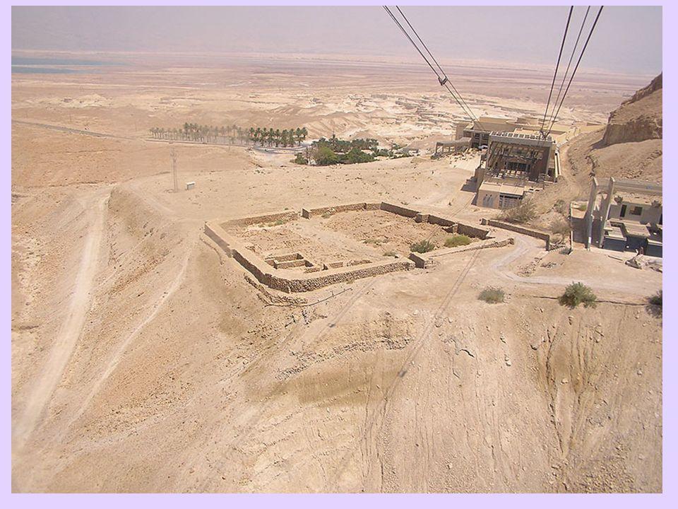 Fortaleza de la Masada