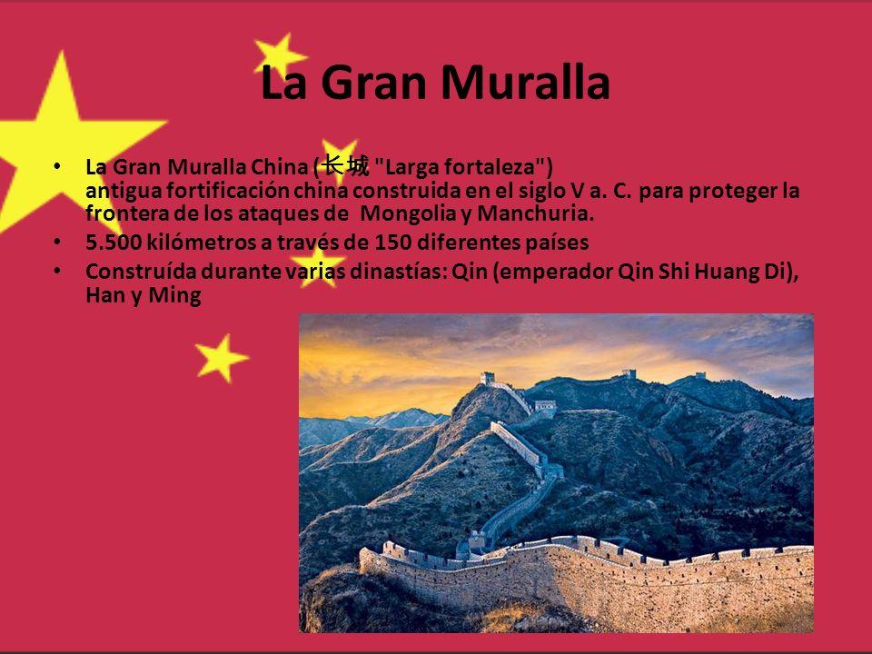 La Gran Muralla La Gran Muralla China (