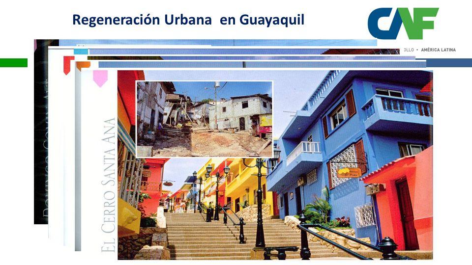 Regeneración Urbana en Guayaquil