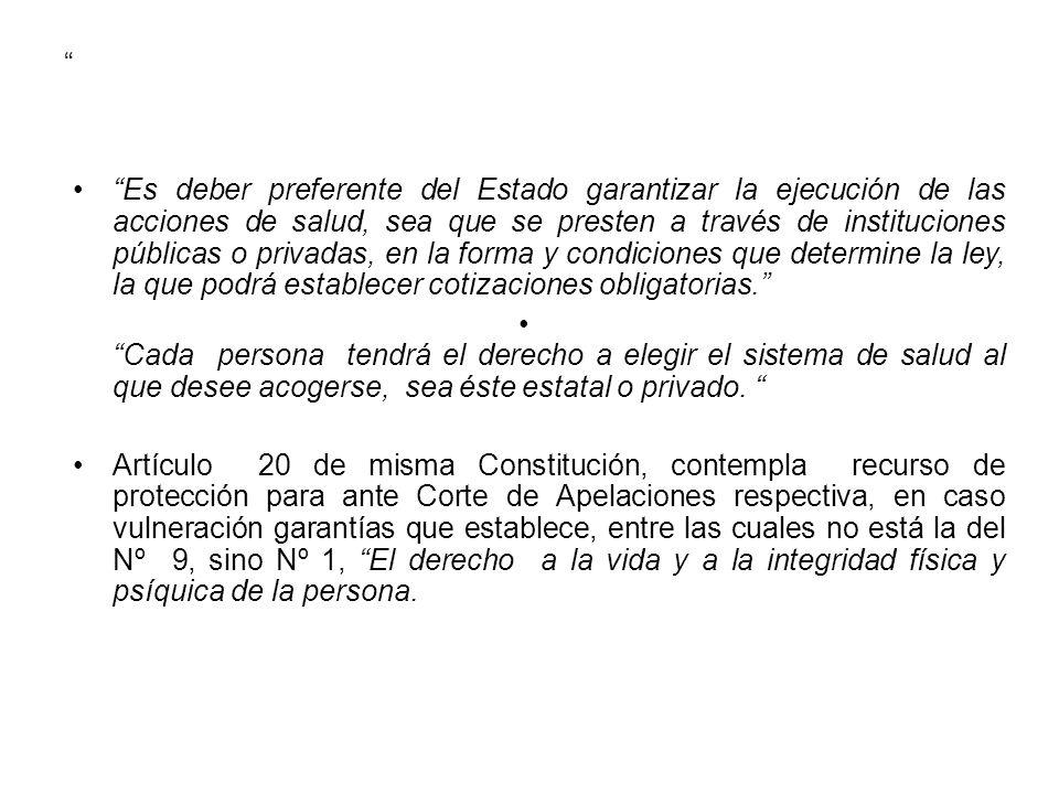 Ley Nº 19.966, Diario Oficial de 3 de septiembre de 2004, establece Régimen General de Garantías en Salud.