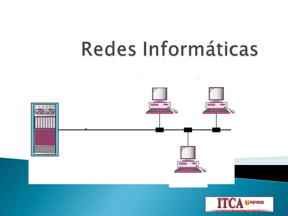 Se puede definir una red informática como un sistema de comunicación que conecta ordenadores y otros equipos informáticos entre sí, con la finalidad de compartir información y recursos