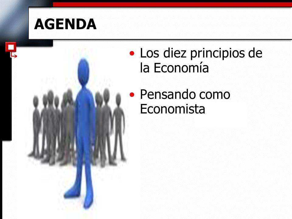 Modelos Económicos uLos economistas emplean modelos para simplificar la realidad y mejorar nuestra comprensión del mundo.