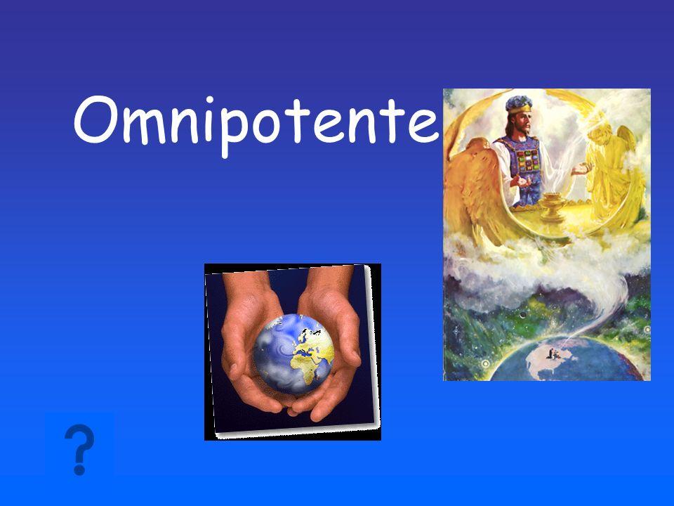 Omnipotente