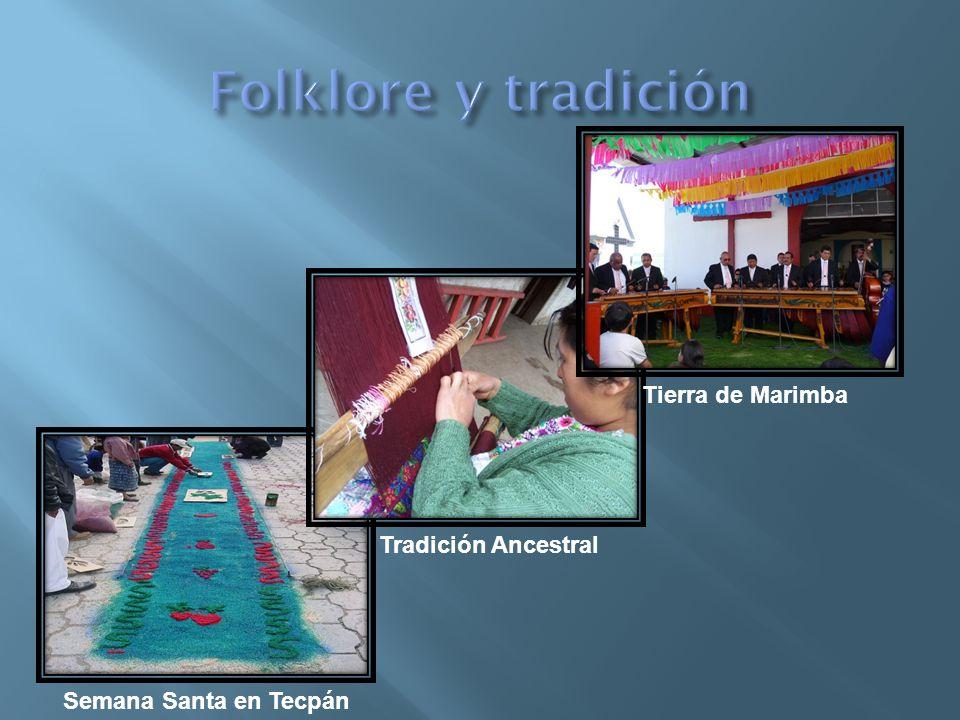 Semana Santa en Tecpán Tierra de Marimba Tradición Ancestral