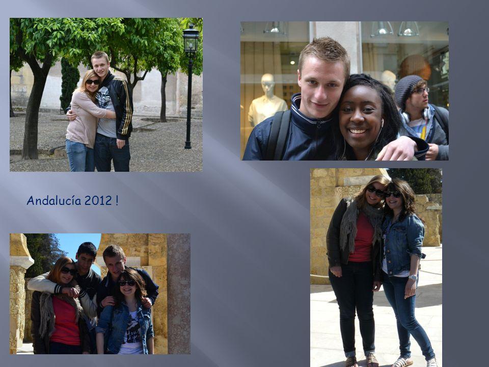 Andalucía 2012 !