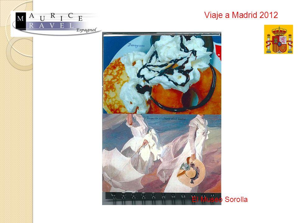Viaje a Madrid 2012 El Museo Sorolla