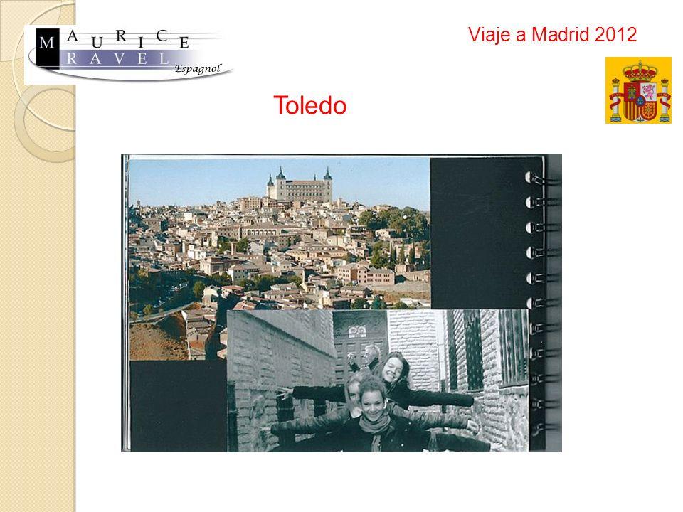 Viaje a Madrid 2012 Toledo
