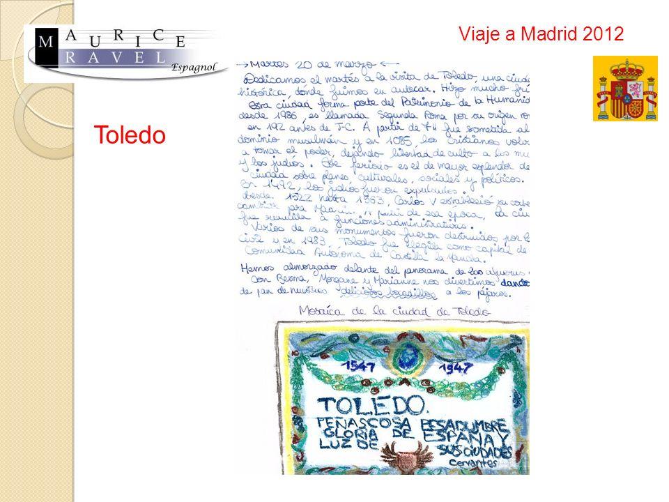 Viaje a Madrid 2012 Toledo Sinagoga Santa Maria La Blanca El entierro del Conde de Orgaz, El Greco