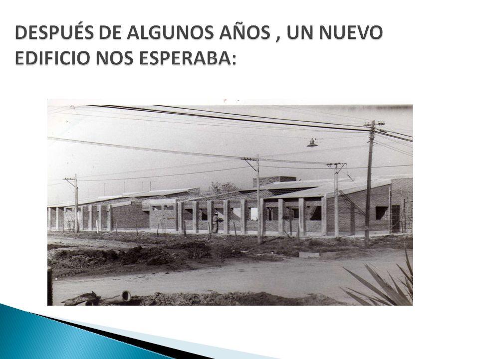 Nuestra institución en el año 2007 inauguró su cooperativa escolar CRE.A.