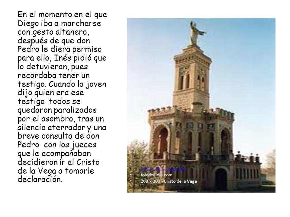 Cristo_de_la_vega.jpg toledoaldia.com 208 × 300 - Cristo de la Vega En el momento en el que Diego iba a marcharse con gesto altanero, después de que d