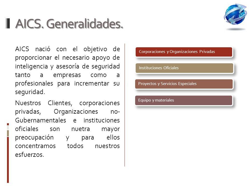 Equipamiento.SISTEMAS ESPECIALES. Robusta encriptación.