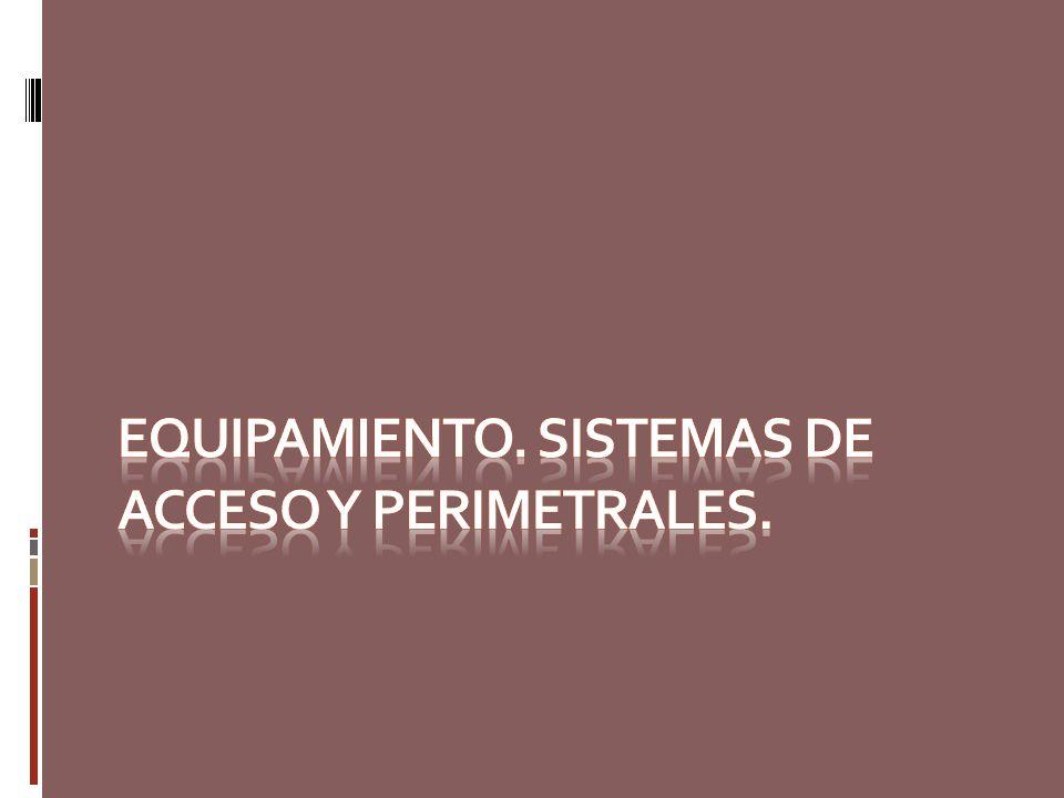 Equipamiento.SISTEMAS ESPECIALES. Antenas direccionales o multidireccionales.