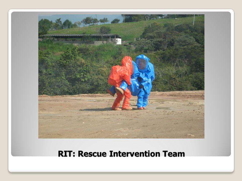 RIT: Rescue Intervention Team