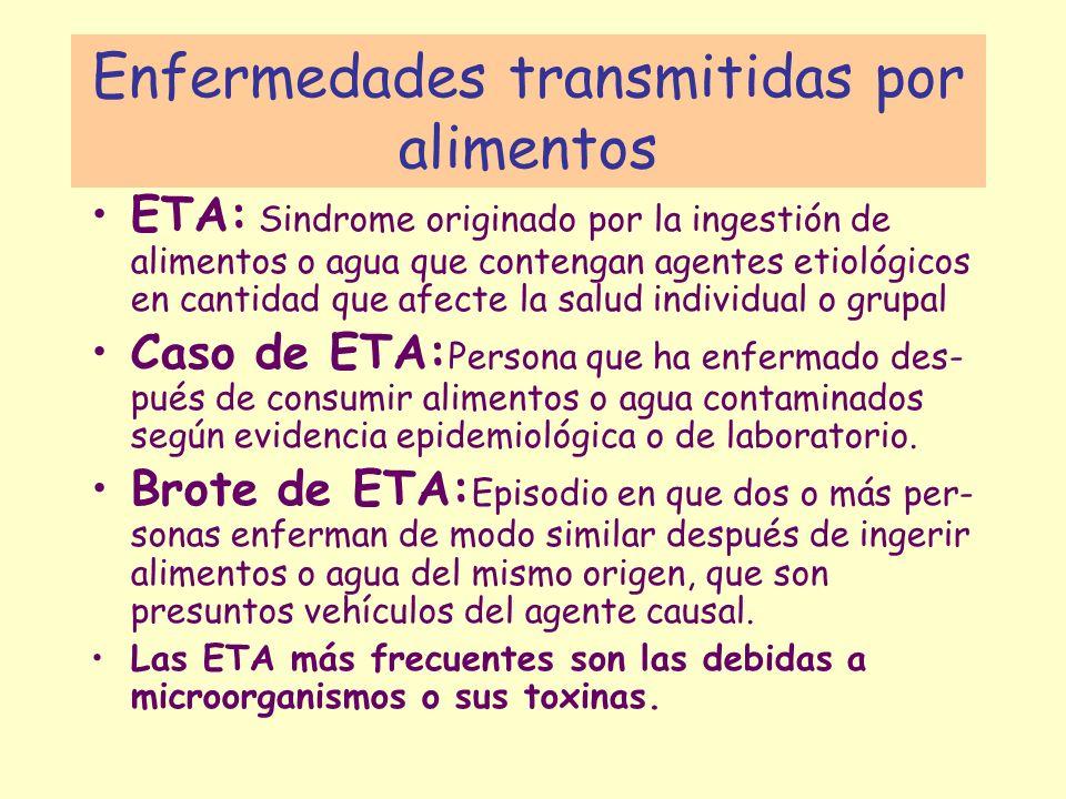 Toxinas bacterianas Las bacterias producen 2 tipos de sustancias tóxicas: 1- productos que se mantienen asociados a la célula y su pared, y que se liberan especialmente durante su lisis: endotoxinas (LPS), ácidos teicoicos, peptidoglicano 2- exotoxinas proteicas, lábiles, de secreción y efecto a distancia