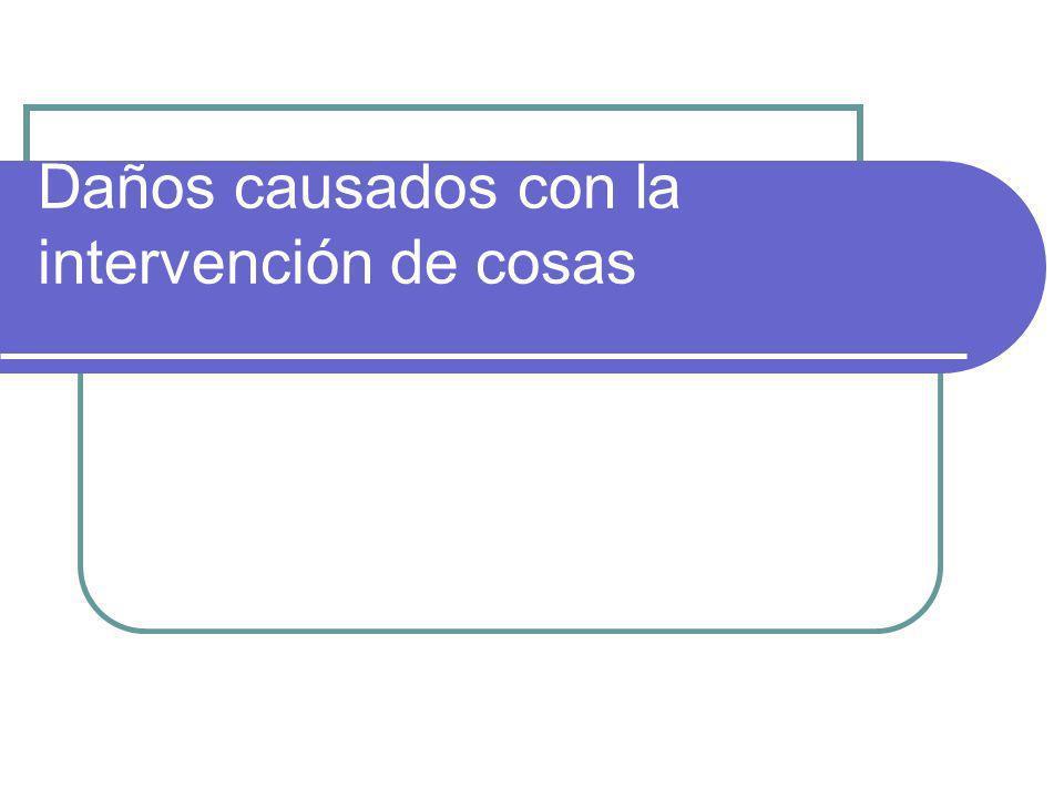 Regimen del Código Civil Argentino Art.1113: La obligación del que ha causado un daño se extiende a los daños que causaren los que están bajo su dependencia, o por las cosas de que sirve o tiene a su cuidado.
